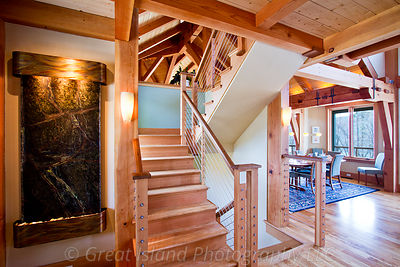 051_Timberframe_Stairwell