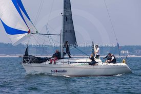 MS Amlin Enigma, GBR4365T, MG 346, Poole Regatta 2018, 20180526194