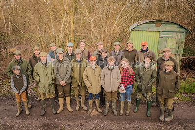 21-12-18 David Fell Dads & Lads Day photos