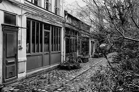 Rue de Charonne Paris 11th