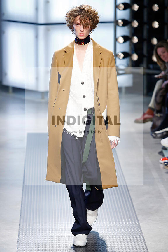 MSGM Collection AW16 Mens