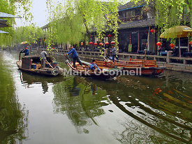 Zhouzhuong water village China 2