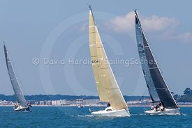 Sailplane, GBR4013R, Beneteau First 40, Poole Regatta 2018, 20180528460