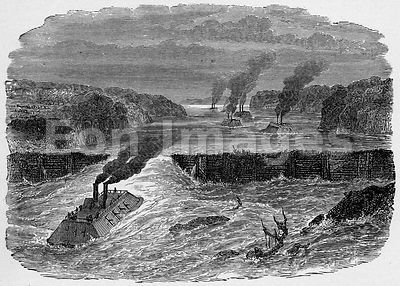 Civil War: Red River, Bailey's Dam