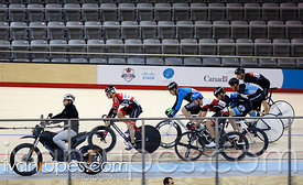 2014 Canadian Track Championships, Milton, On, January 6, 2015
