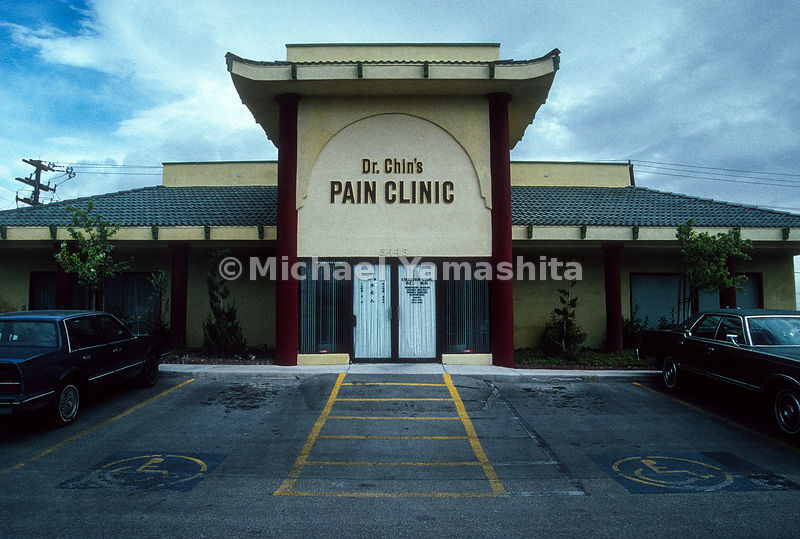 Dr. Chin's Pain Clinic.Las Vegas, Nevada