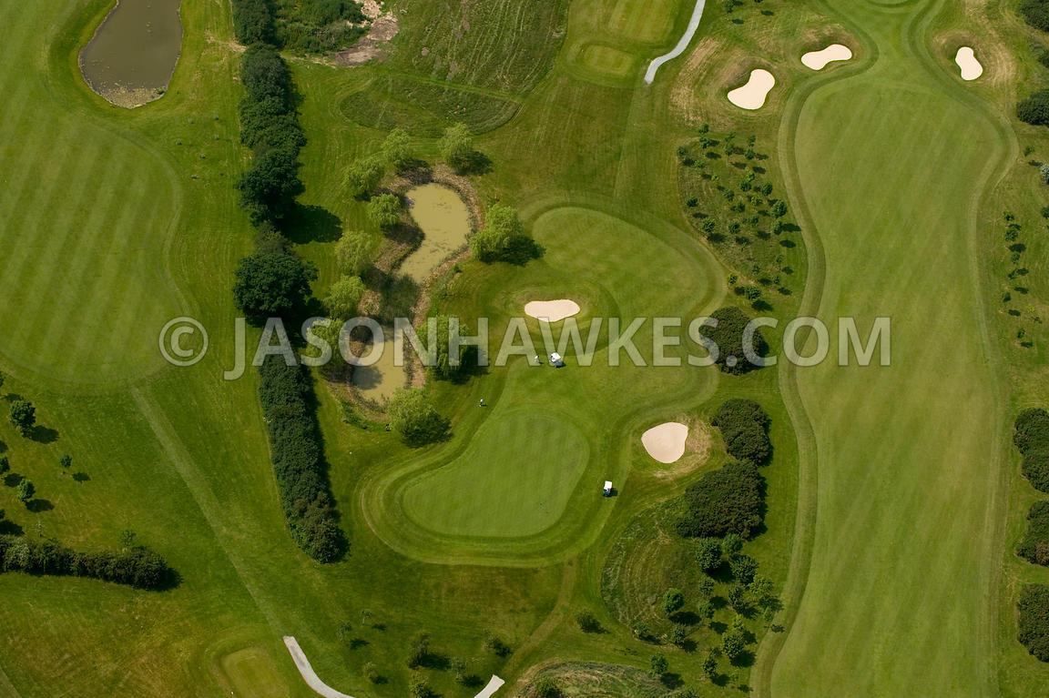 Batchworth Golf Course, Rickmansworth, Hertfordshire