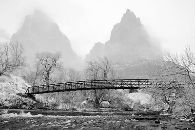 Virgin River Snowstorm