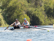 Taken during the World Masters Games - Rowing, Lake Karapiro, Cambridge, New Zealand; ©  Rob Bristow; Frame 3810 - Taken on: ...