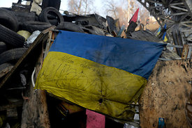 The Aftermath of the Ukraine's 2014 Revolution.