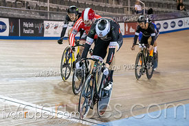 Master B Keirin 1-6 Final. Ontario Track Championships, March 3, 2019