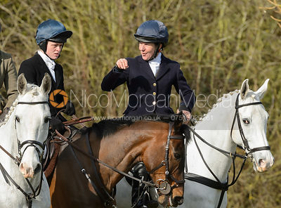 The Cottesmore Hunt at Cransley Cottage 7/3 photos