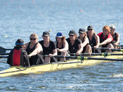 Taken during the World Masters Games - Rowing, Lake Karapiro, Cambridge, New Zealand; ©  Rob Bristow; Frame 3736 - Taken on: ...
