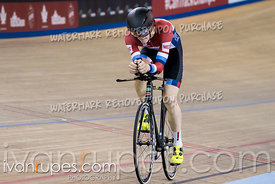 U17 Men Pursuit 1-2 Final. Canadian Track Championships (Jr/U17/Para), April 13, 2018