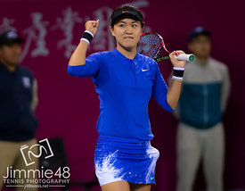 Tianjin Open 2017, Tianjin, China - 11 Oct