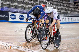 Junior Men Sprint 5-8 Final. Eastern Track Challenge/O-Cup #3, February 9, 2019