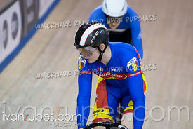 Junior Men Sprint 1/2 Final. Eastern Track Challenge/O-Cup #3, February 9, 2019