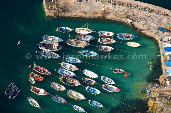 Boats, Coverack, South Cornwall