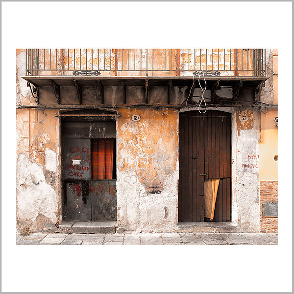 Two Doors - Palermo, Sicily (Italy)