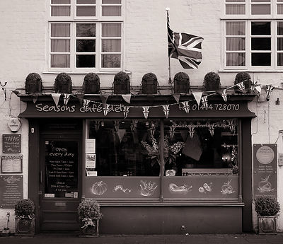 Jubilee | Amersham Bucks | May 2012
