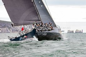 Highland Fling XI, MON888, Reichel-Pugh 82, Round the Island Race 2017, 20170701011