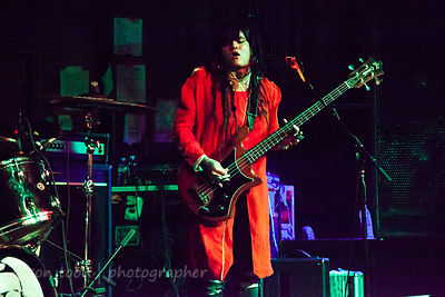 SACRAMENTO, CA - MAY 18: Royal Thunder, performing at the Ace of Spades, Sacramento CA, on May 18th 2013.