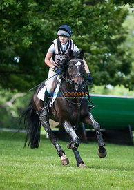 Felicity Collins (GBR) & Just Amzing III
