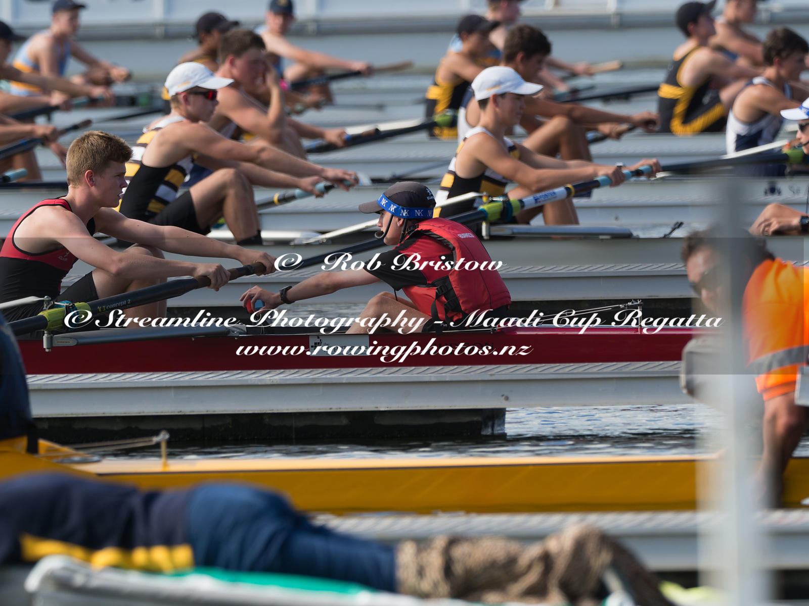 Taken during the NZSSRC - Maadi Cup 2017, Lake Karapiro, Cambridge, New Zealand; ©  Rob Bristow; Frame 1480 - Taken on: Frida...