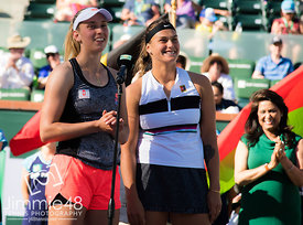 BNP Paribas Open 2019, Tennis, Indian Wells, United States, Mar 16