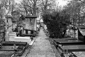 Cimetière de Montmartre Paris 18th