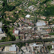 Industrial area, Cava de' Tirreni