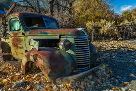 1939 Chevy Pickup in Belmont, Nevada