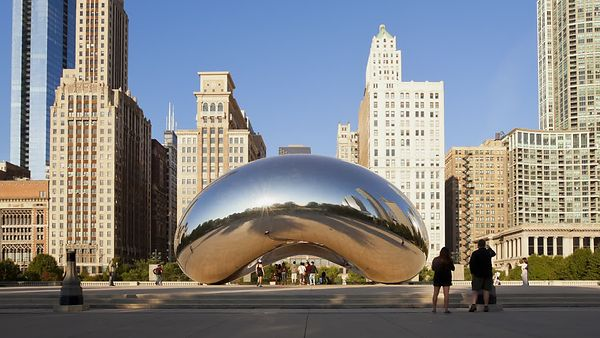Wide Shot: Timelapsing The Bean