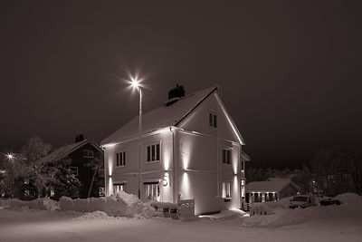Wooden Houses  | Kiruna Sweden | 2014