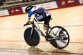 Para-cycling time trial 1km MC. 2015 Canadian Track Championships, October 7, 2015