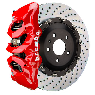 Brembo Performance T-Caliper (6-Piston)