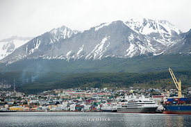 Ushuaia, the capital city of Tierra del Fuego Province, Argentina has long been described as the southernmost city in the world.