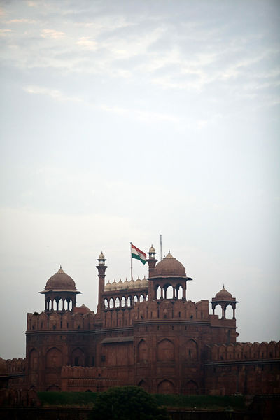 India - Delhi - The Red Fort, Lal Qila