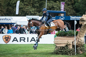 Vittoria Panizzon (ITA) & Merlots Magic