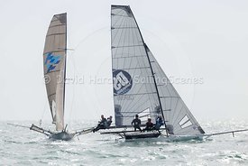 18ft Skiff European Grand Prix, Sandbanks, 20160904209