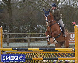 LMEQ Combined Training [17-01-2015] Showjumping