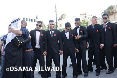 Abdallah Hamed Wedding in Silwad