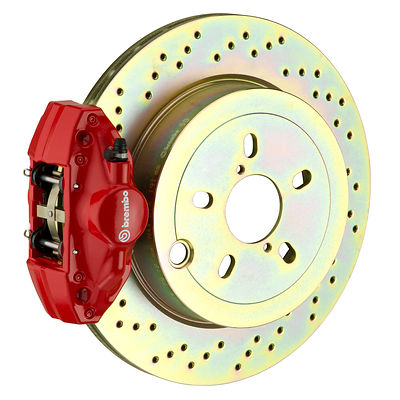 Brembo Performance E-Caliper (2 & 4-Piston)