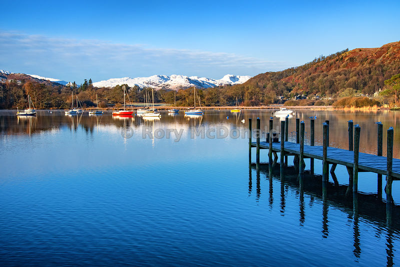 Winter on Windermere