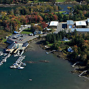 Boothbay Region Boatyard, Southport