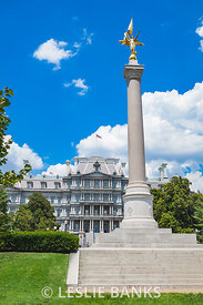 Eisenhower Executive Office Building and Monument