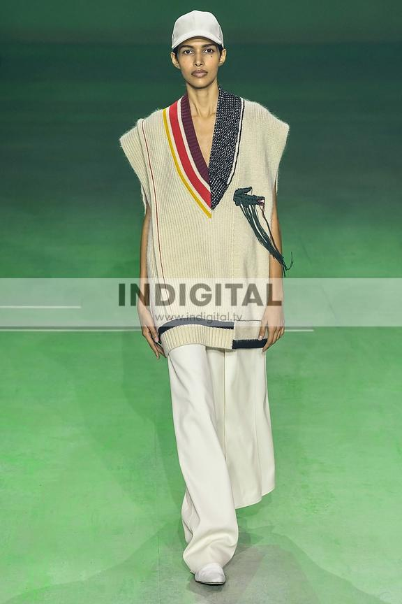 Pixelformula womenswear ready to wear.prêt a porter winter 2019 2020, Lacoste