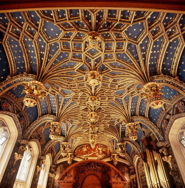 Hampton Court Chapel