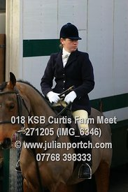 2005-12-27 KSB Curtis Farm Meet