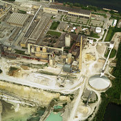 Mineral extraction plant